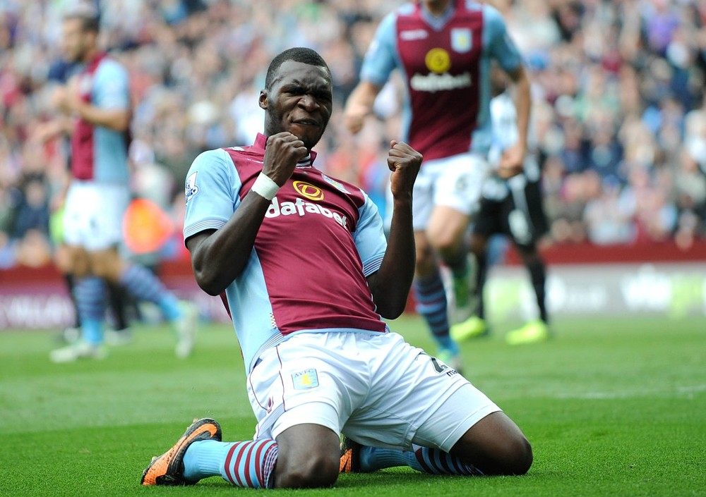 Paul Lambert wanted Christian Benteke and Romelu Lukaku partnership at Aston Villa