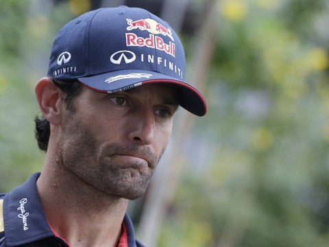 Mark Webber may put Sebastian Vettel's Red Bull title charge on ice in India