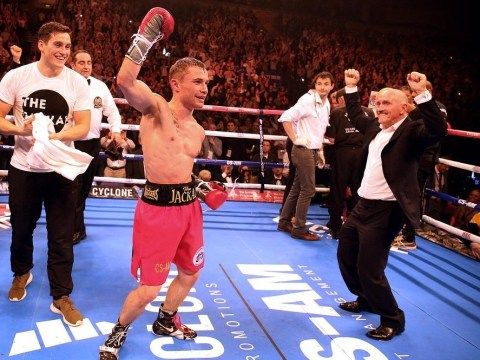 Ricky Hatton convinced Carl Frampton has the X-Factor to become a ring superstar
