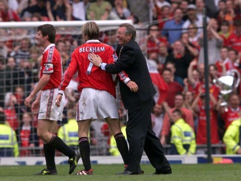 What Sir Alex Ferguson's book tells us about David Beckham's Manchester United exit