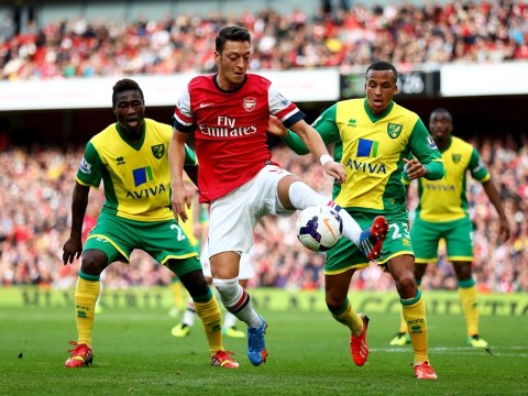 Arsenal too good as a spirited and attacking Norwich are put to the sword