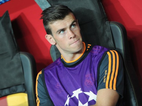 Gareth Bale misses Champions League home debut as Real Madrid start goes from bad to worse