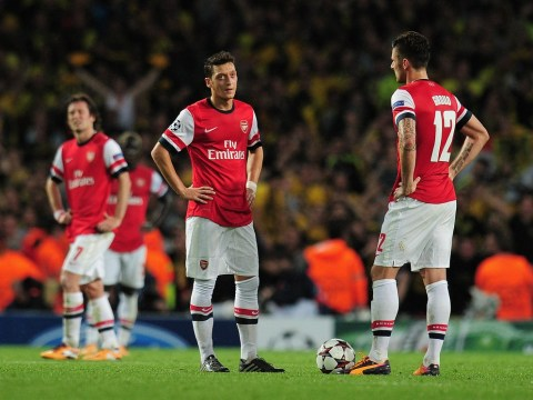 Impressive Borussia Dortmund expose Arsenal's tactical flaws