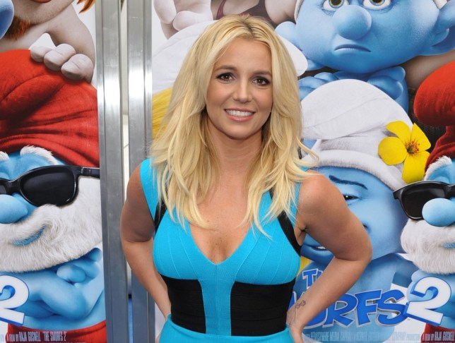 Sushi Spears: Britney spanked a fortune at Hakkasan (Photo by John Shearer/Invision/AP, File)
