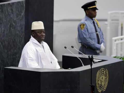 Gambia withdraws from 'neo-colonial' Commonwealth
