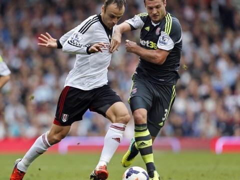 Dropping Dimitar Berbatov could benefit Fulham in the long run this season