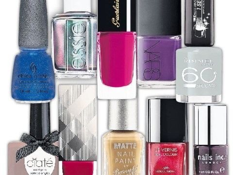 From Guerlain to Barry M ­­­– anything goes for nail colour this autumn