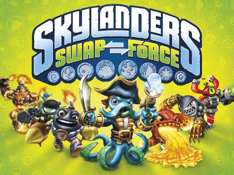 Skylanders Swap Force review – chop and change