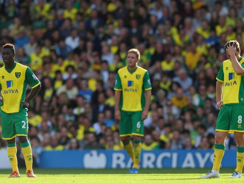 It's not all doom and gloom at Norwich despite being in the relegation zone