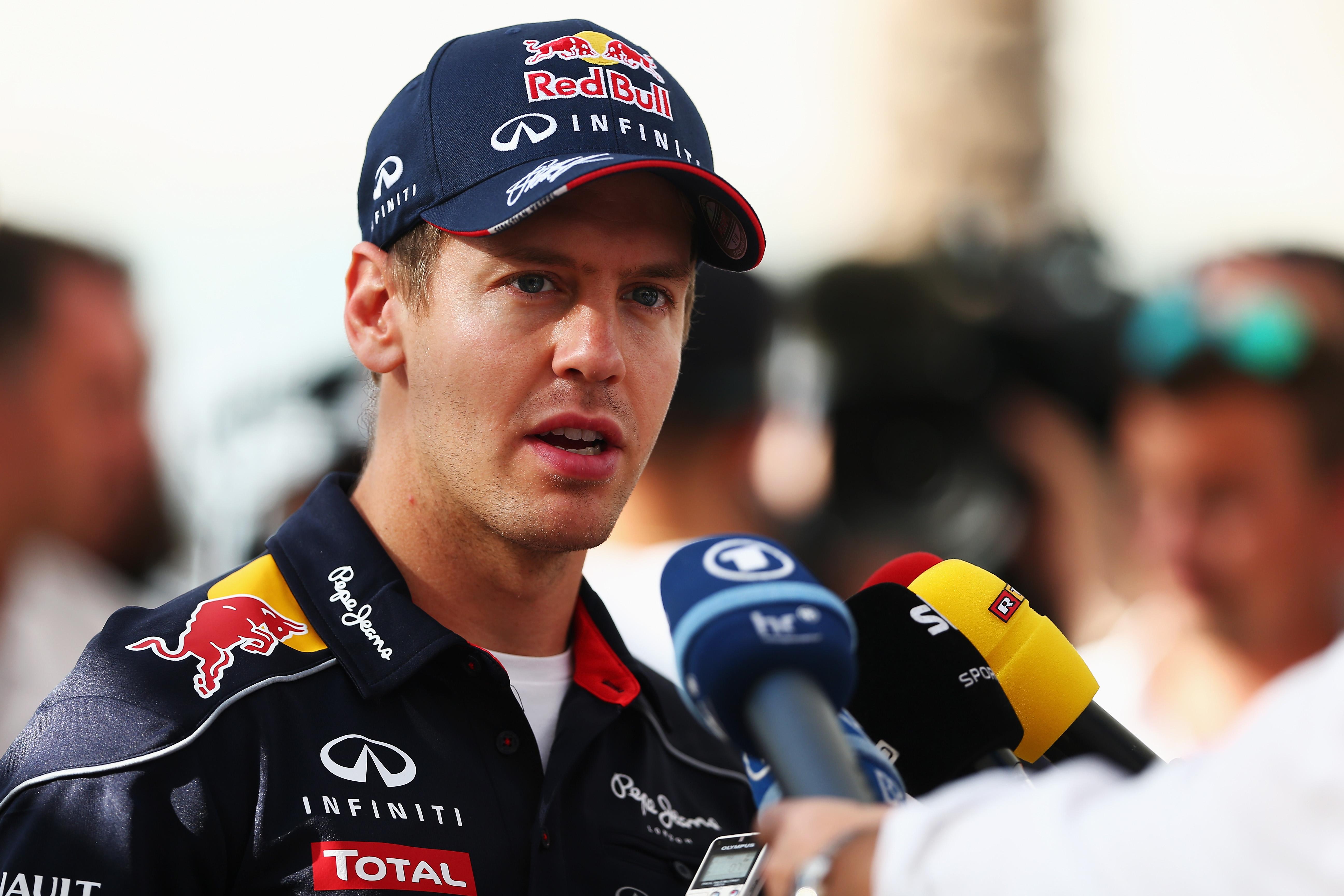Sebastian Vettel targets more success at the Abu Dhabi Grand Prix