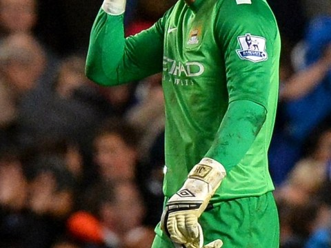 Petr Cech insists Joe Hart is not to blame for Man City's defeat to Chelsea