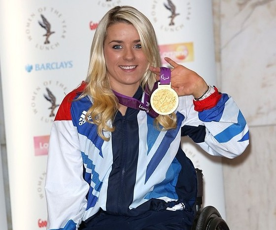 Paralympic discus champion Josie Pearson kick-starts the search for Britain's future gold medallists