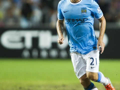 David Silva and Sergio Aguero ready for Manchester City's Champions League tie with Bayern Munich