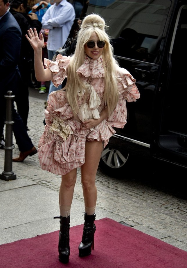 Lady Gaga will headline Capital FMs Jingle Bell Ball after Katy Perry(Photo:AFP/Getty)Images