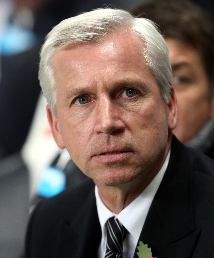 Alan Pardew has been banned for seven matches (Picture: AP)