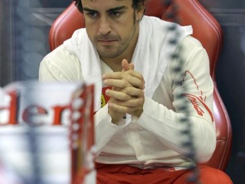 Fernando Alonso still hoping to derail Sebastian Vettel's Formula One title charge