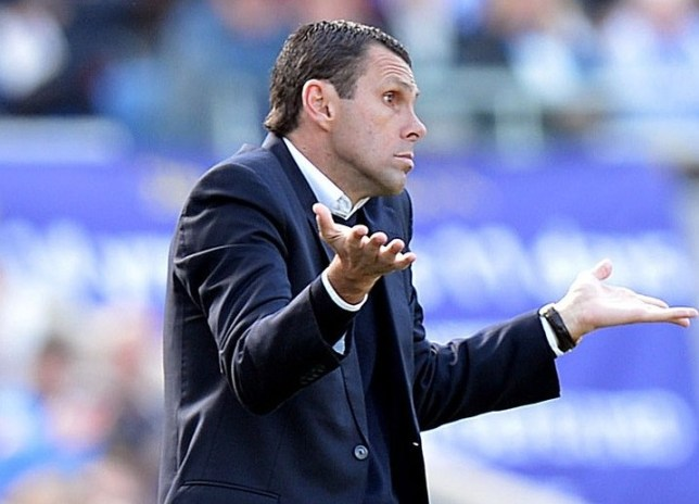 Gus Poyet's odds have been cut by bookies today (Picture: PA)