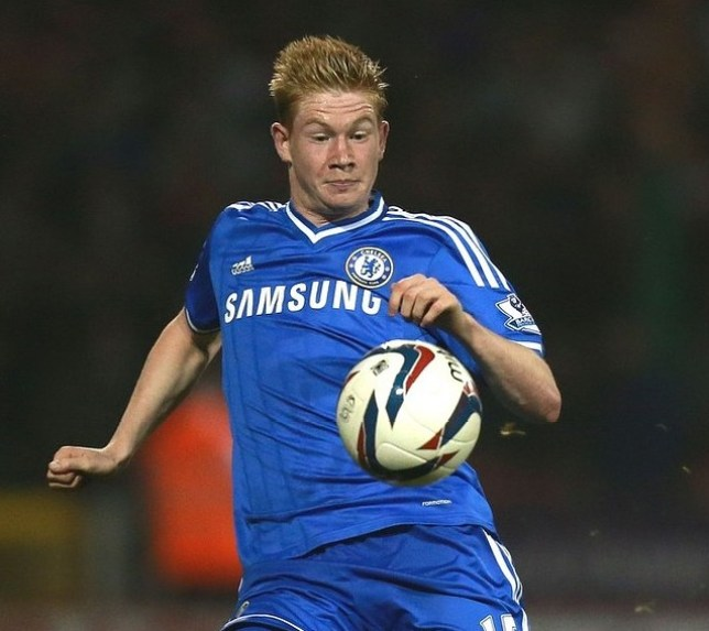 Kevin de Bruyne has had few opportunities at Chelsea so far (Picture: PA)