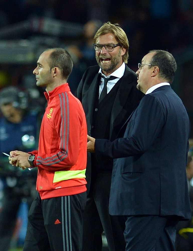 Eight things you could say to Borussia Dortmund boss Jurgen Klopp to make him really angry again