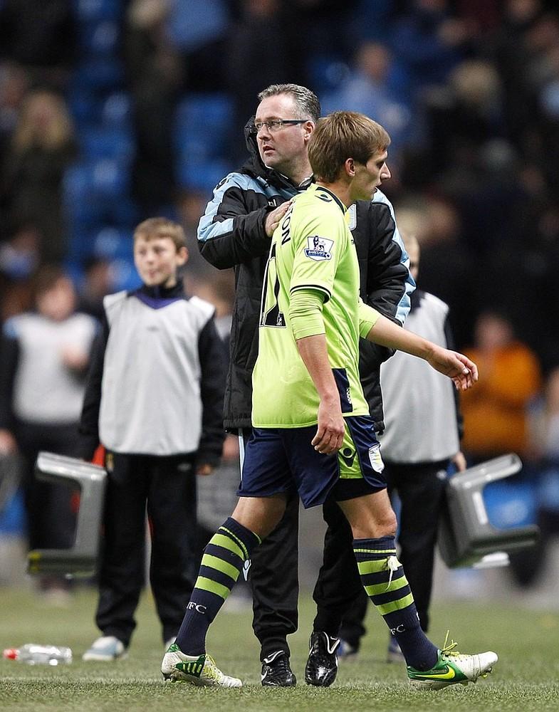 Aston Villa send forgotten man Marc Albrighton to Wigan on loan