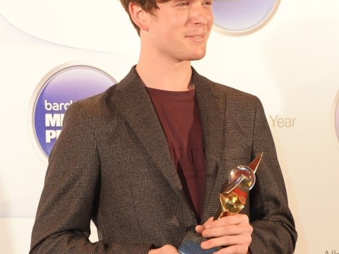 Barclaycard Mercury Music Prize winner James Blake declares: 'I am not a sad man'