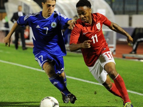 England call upon Raheem Sterling to replace Tom Cleverley for Poland clash