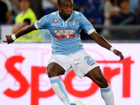 Lazio midfielder Eddy Onazi turns crime-fighter as he chases down Rome mugger and hands him over to police