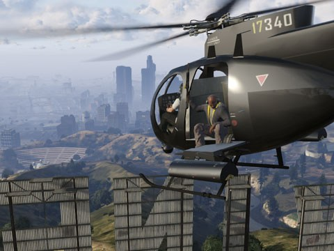 GTA V: Restoring my faith in multiplayer gamers