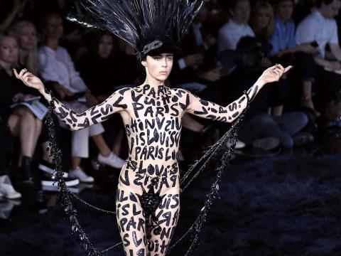 Gallery: Louis Vuitton at Paris Fashion Week Womenswear Spring/Summer 2014