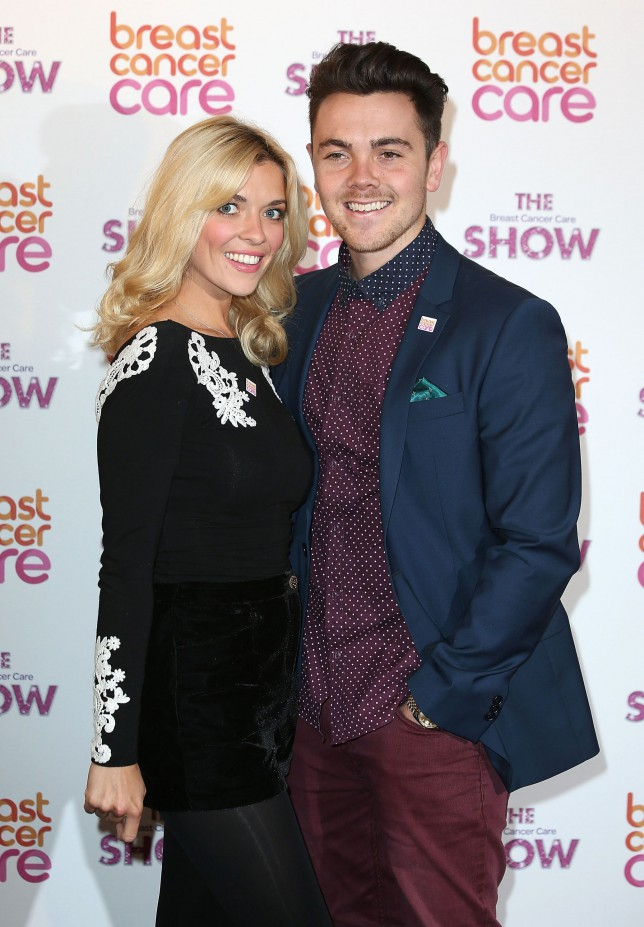 X Factor's Ray Quinn and wife Emma Stephens call it quits after three years of marriage
