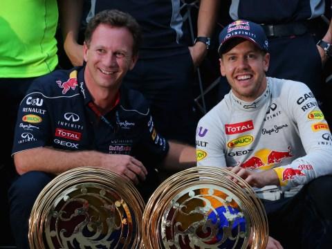 Red Bull not expecting Sebastian Vettel to win title at Japanese Grand Prix
