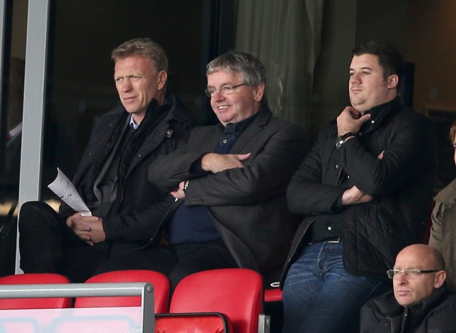 David Moyes turns up at Chesterfield match to personally scout Tendayi Darikwa