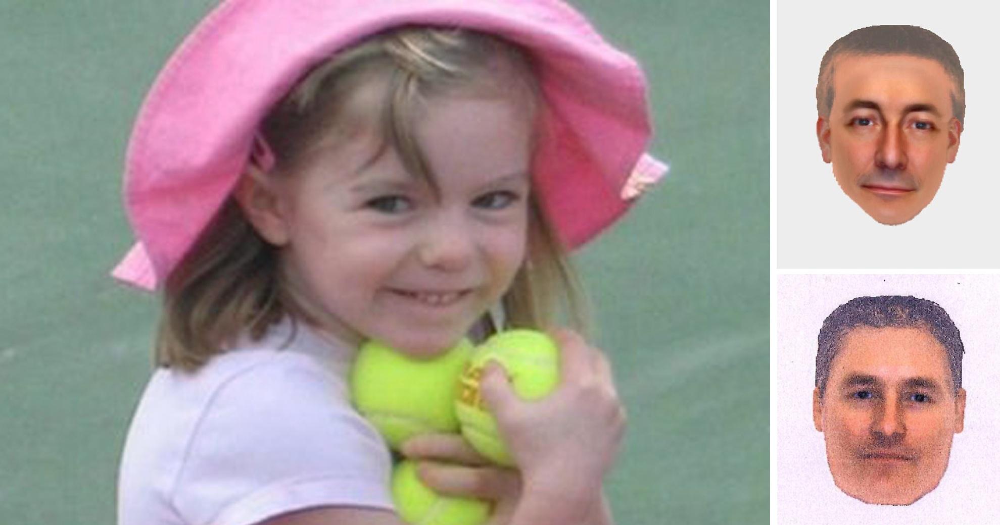 Madeleine McCann: Police seek 'man carrying blonde child'