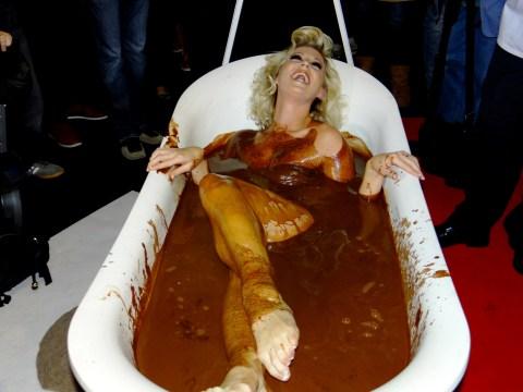 Gallery: Salon du Chocolat chocolate fashion show