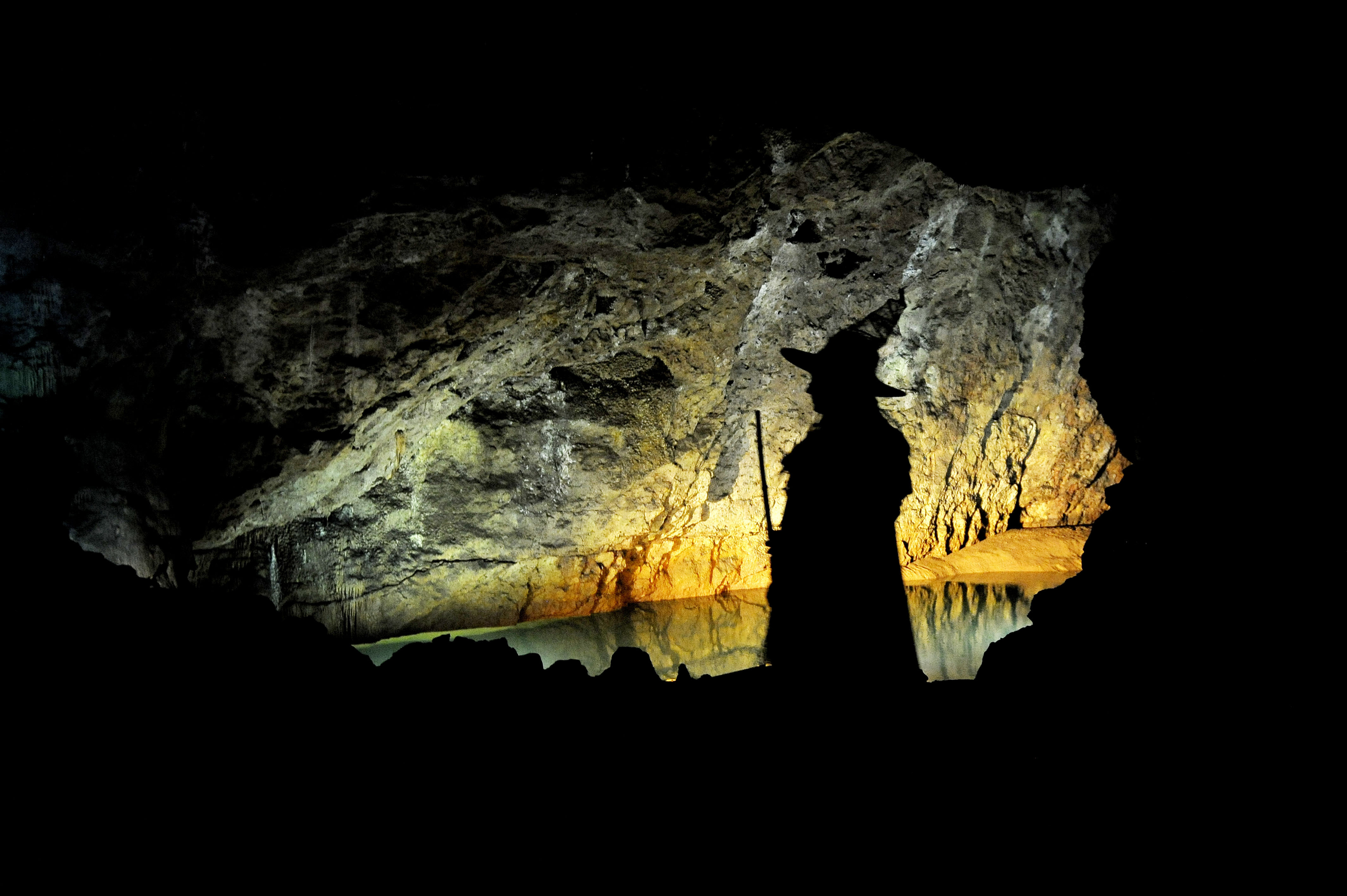 Gallery: Wookey Hole Caves witch auditions