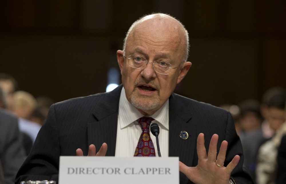 US government shutdown 'damaging intelligence services', spy chief claims