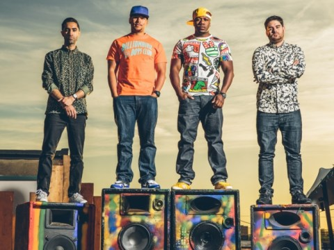 Rudimental's Amir Amor: We're all about the energy