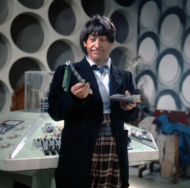 Doctor Who: How Patrick Troughton, the second Doctor, saved the ...