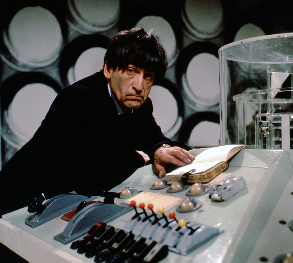 Doctor Who: How Patrick Troughton, the second Doctor, saved the show
