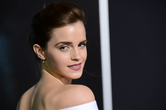 "Actress Emma Watson attends the premiere of ""Gravity"" at the AMC Lincoln Square Theaters on Tuesday, Oct. 1, 2013, in New York. (Photo by Evan Agostini/Invision/AP)"