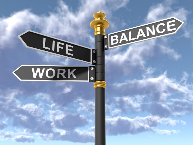 Work-life balance: Is it a myth? (Picture: Getty)