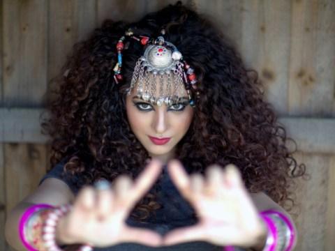 Pakistani pop star Annie Khalid: I'd only wear a niqab as a disguise