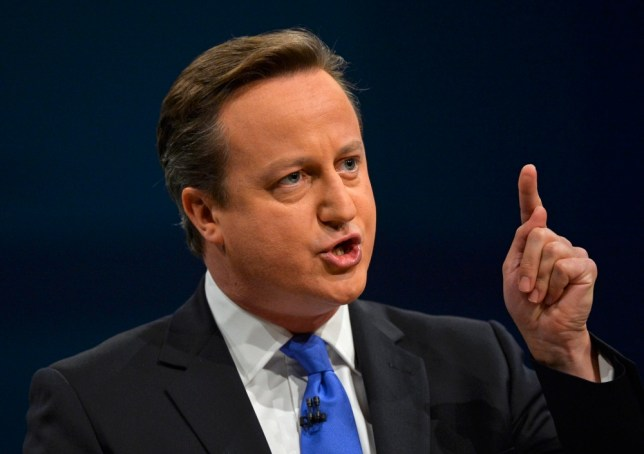 David Cameron: Profit, wealth creation and tax cuts are not dirty words