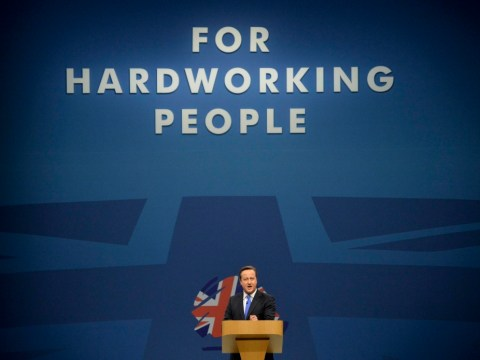 Let's be honest, this was David Cameron's most forgettable speech yet