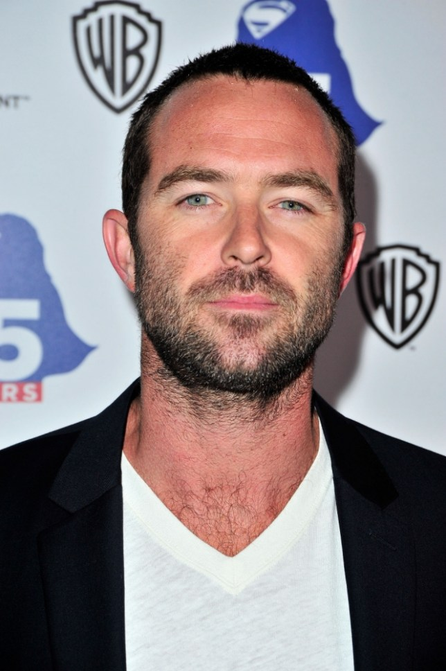 SAN DIEGO, CA - JULY 19:  Actor Sullivan Stapleton arrives at DC Entertainment and Warner Bros. host Superman 75 party at San Diego Comic-Con at Hard Rock Hotel San Diego on July 19, 2013 in San Diego, California.  Celebrities, executives and comic book creators packed the Hard Rock Hotel?s Float Bar in downtown San Diego Friday night to celebrate 75 years of Superman. The guest list included a who?s who of Hollywood elite and Superman lore, from its current comic creators to the original 1978 film to the current Man of Steel, Henry Cavill.  (Photo by Jerod Harris/Getty Images for DC Entertainment)