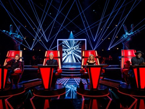 Kylie Minogue 'given modified chair for The Voice 2014' to make up for her lack of height