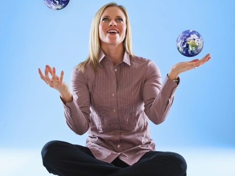Energise your life: How to juggle your 24/7 lifestyle