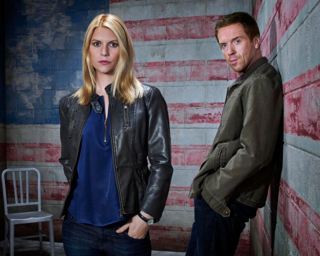 Claire Danes was there but Homeland could have done with some Damian Lewis (Picture: supplied)