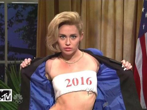Miley Cyrus tells Saturday Night Live: I murdered Hannah Montana
