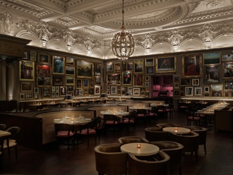 Jason Atherton's Berners Tavern set to be defining restaurant of the decade